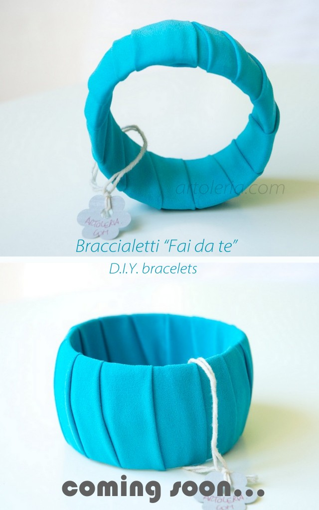 upcycled bracelets DIY
