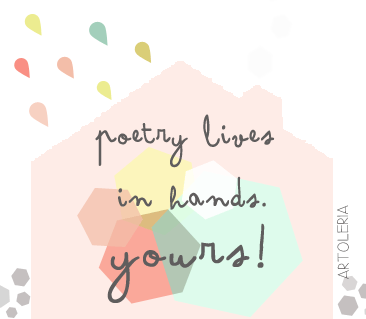 poetry lives in hands - free printable